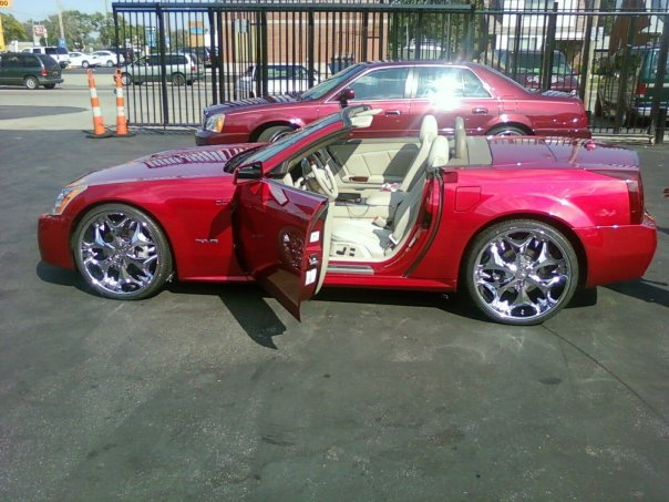 king b 2006 cadillac xlr specs photos modification info. Black Bedroom Furniture Sets. Home Design Ideas
