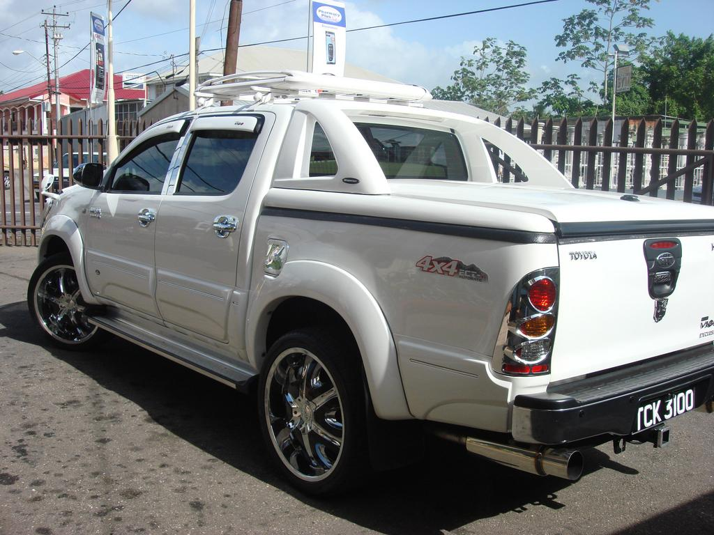 Rondell69 2008 Toyota HiLux 13430477