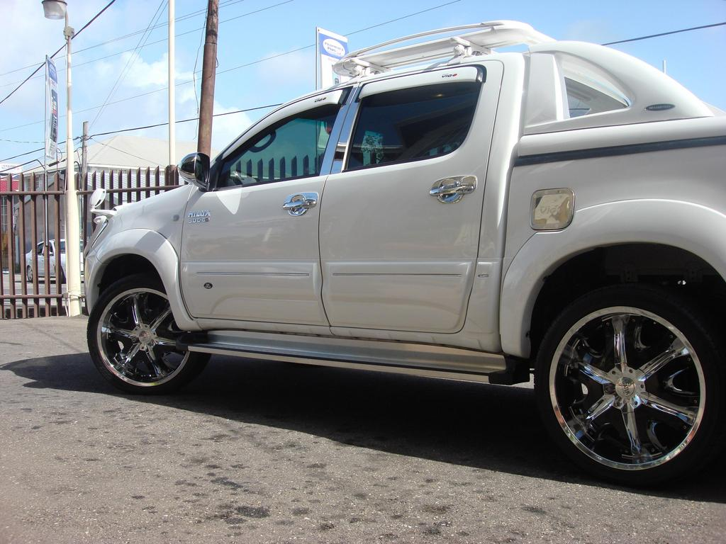 Rondell69 2008 Toyota HiLux 13430478