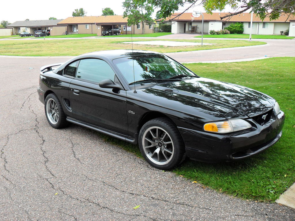 blk 98 gt 1998 ford mustang specs photos modification info at cardomain. Black Bedroom Furniture Sets. Home Design Ideas