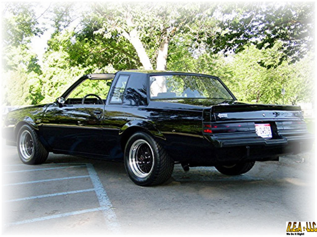 LoveYourRides 1984 Buick Grand National Specs, Photos, Modification ...