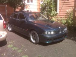golddbberg1s 1997 BMW 5 Series