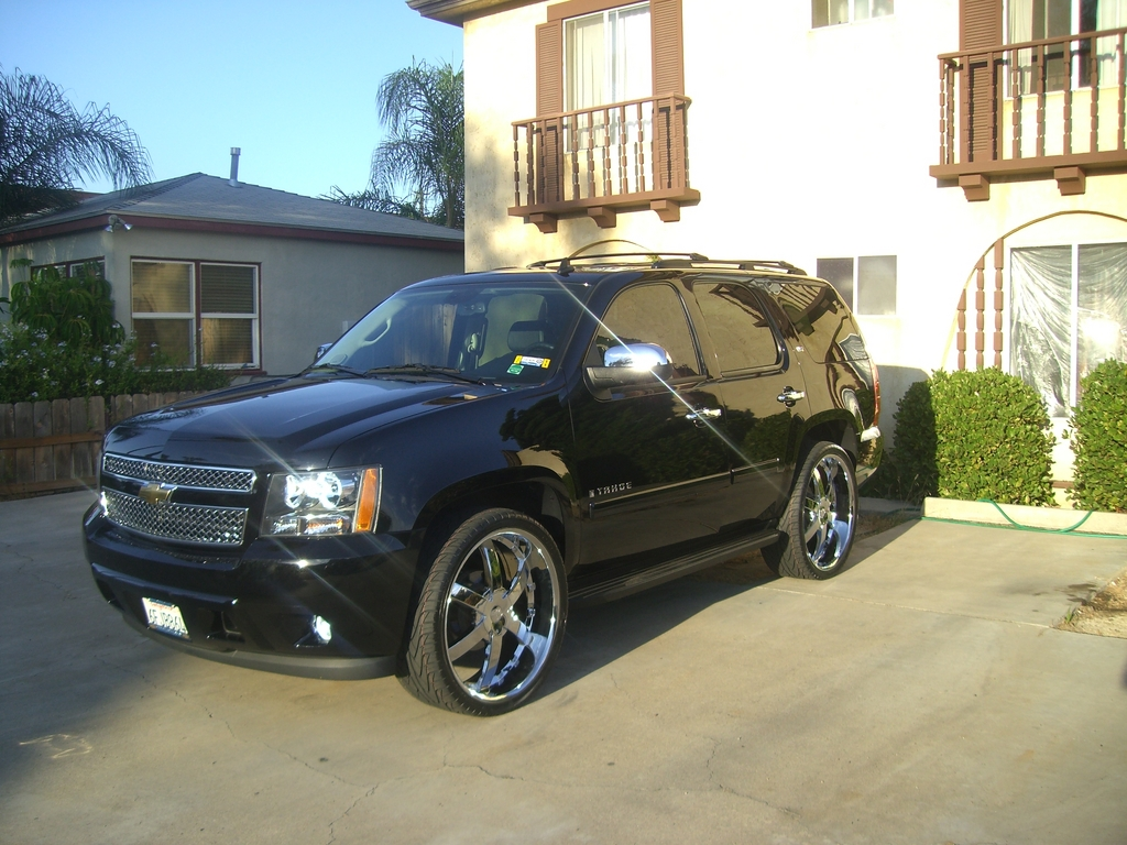 gibsonm21 2008 chevrolet tahoe specs photos modification. Black Bedroom Furniture Sets. Home Design Ideas