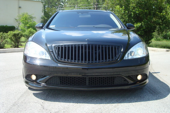 Maybach Look Grill Mbworld Org Forums