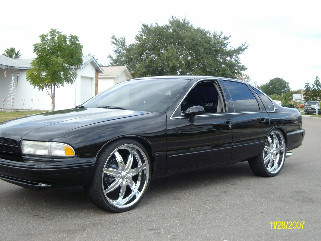Another crisz 1995 Chevrolet Impala post... - 13725077