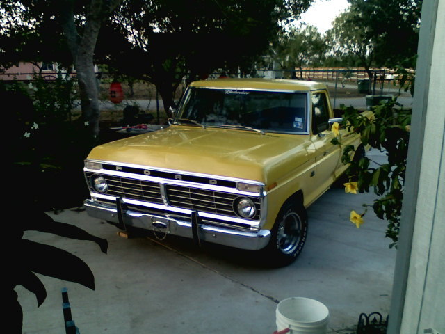Ford Shelby Truck >> ironman01 1970 Ford F150 Regular Cab Specs, Photos ...