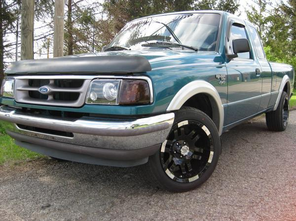 Shwaffle024 1995 Ford Ranger Regular Cab