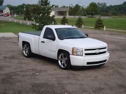 3378975 2008 Chevrolet Silverado 1500 Regular Cab