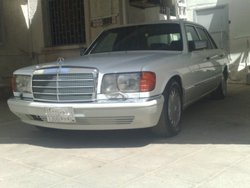 waheed560Sel 1988 Mercedes-Benz 560SEL
