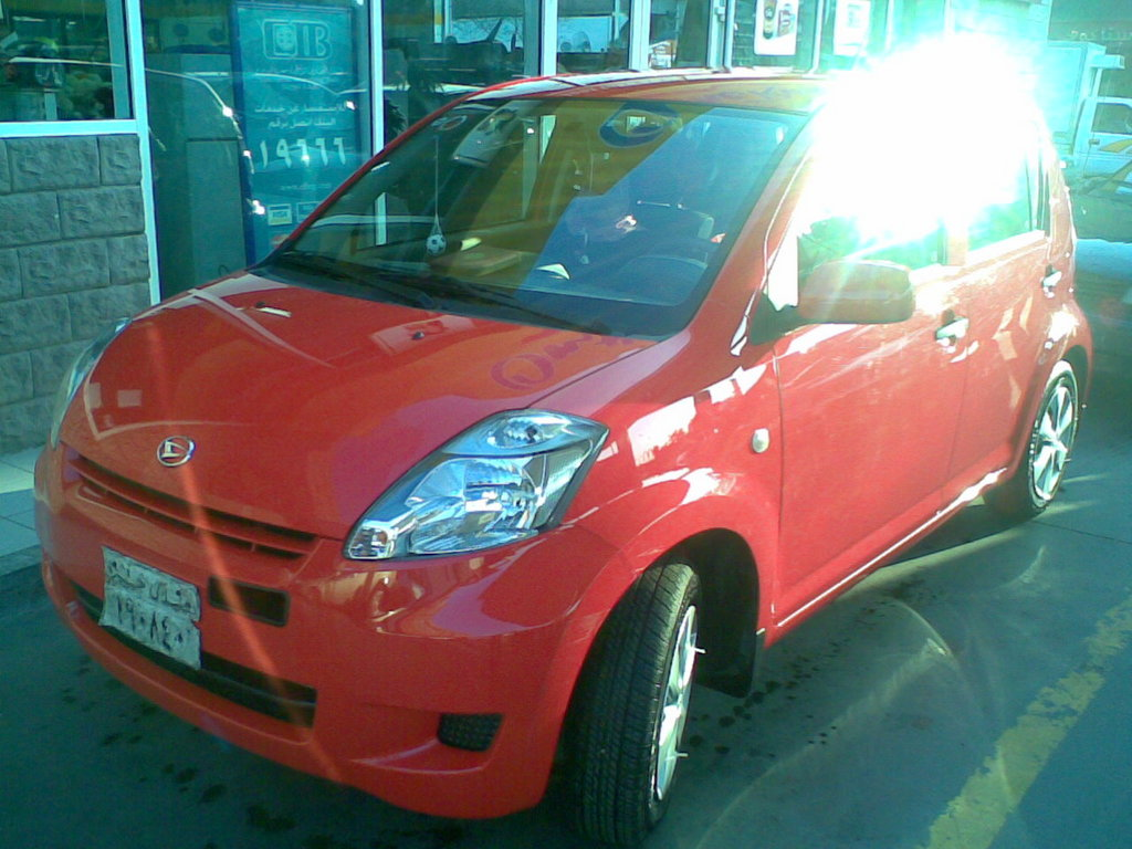 motorizer 2008 daihatsu sirion specs photos modification info at cardomain. Black Bedroom Furniture Sets. Home Design Ideas
