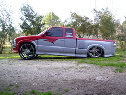 bodybag01s 2000 Chevrolet S10 Regular Cab