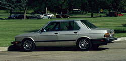 Bruceroeders 1983 BMW 5 Series