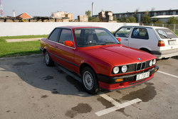 kick83s 1988 BMW 3 Series