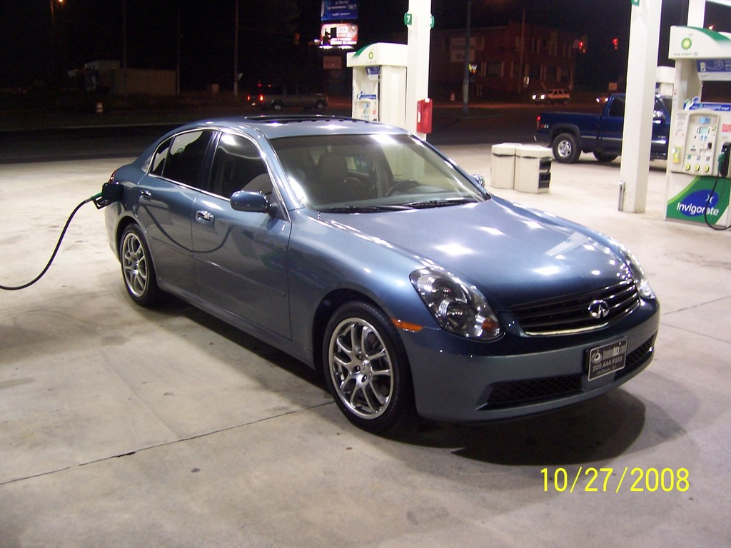 Another VeNoMR 2005 Infiniti G post... - 13726157