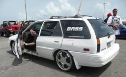 Bassotronicss 1995 Ford Escort