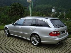 Vaness-Tunings 2007 Mercedes-Benz E-Class