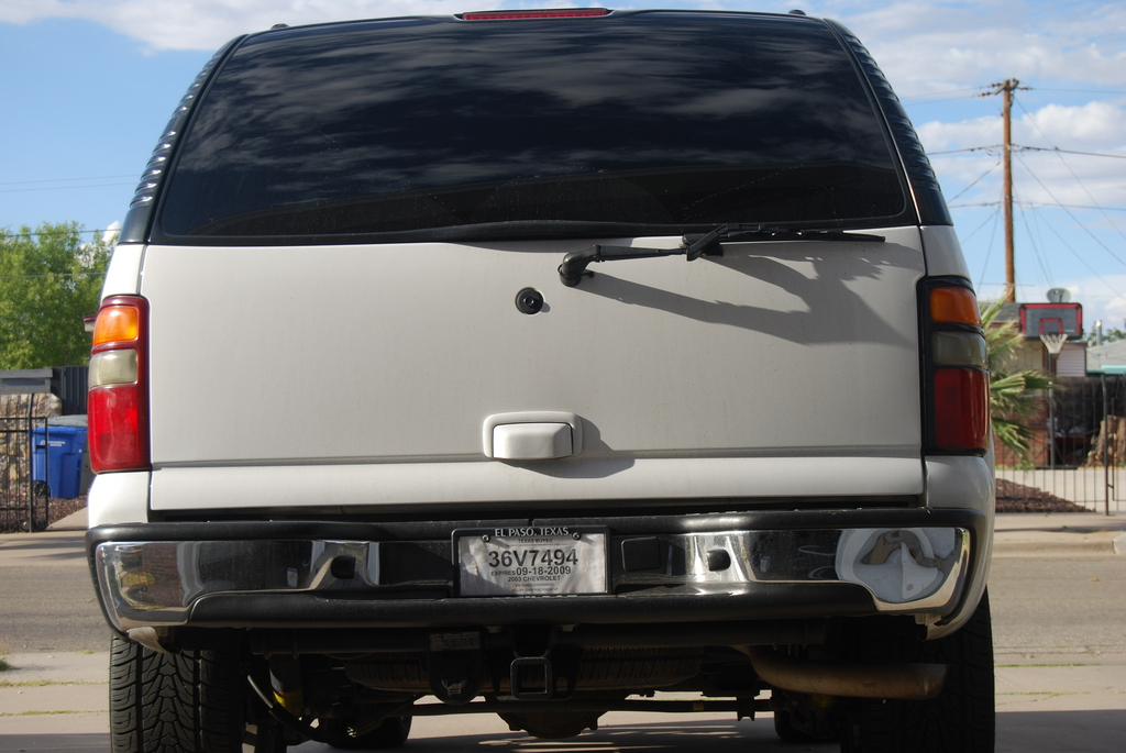Another attackeagle 2003 Chevrolet Tahoe post... - 13749169