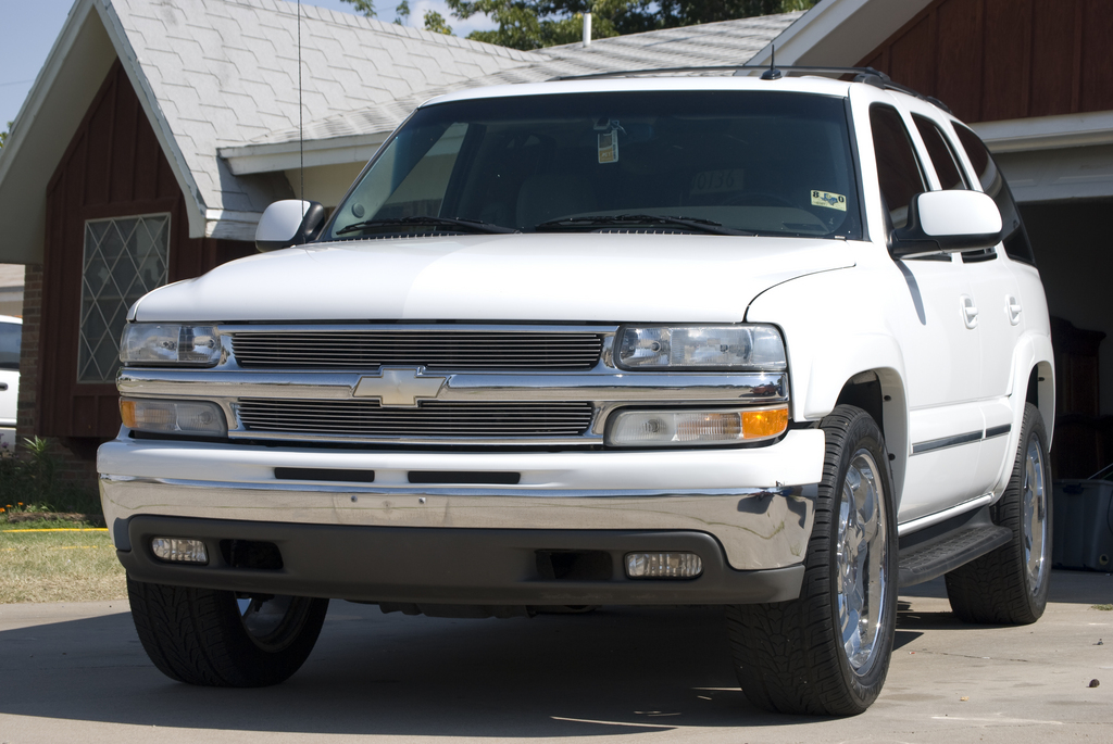 Another attackeagle 2003 Chevrolet Tahoe post... - 13749170