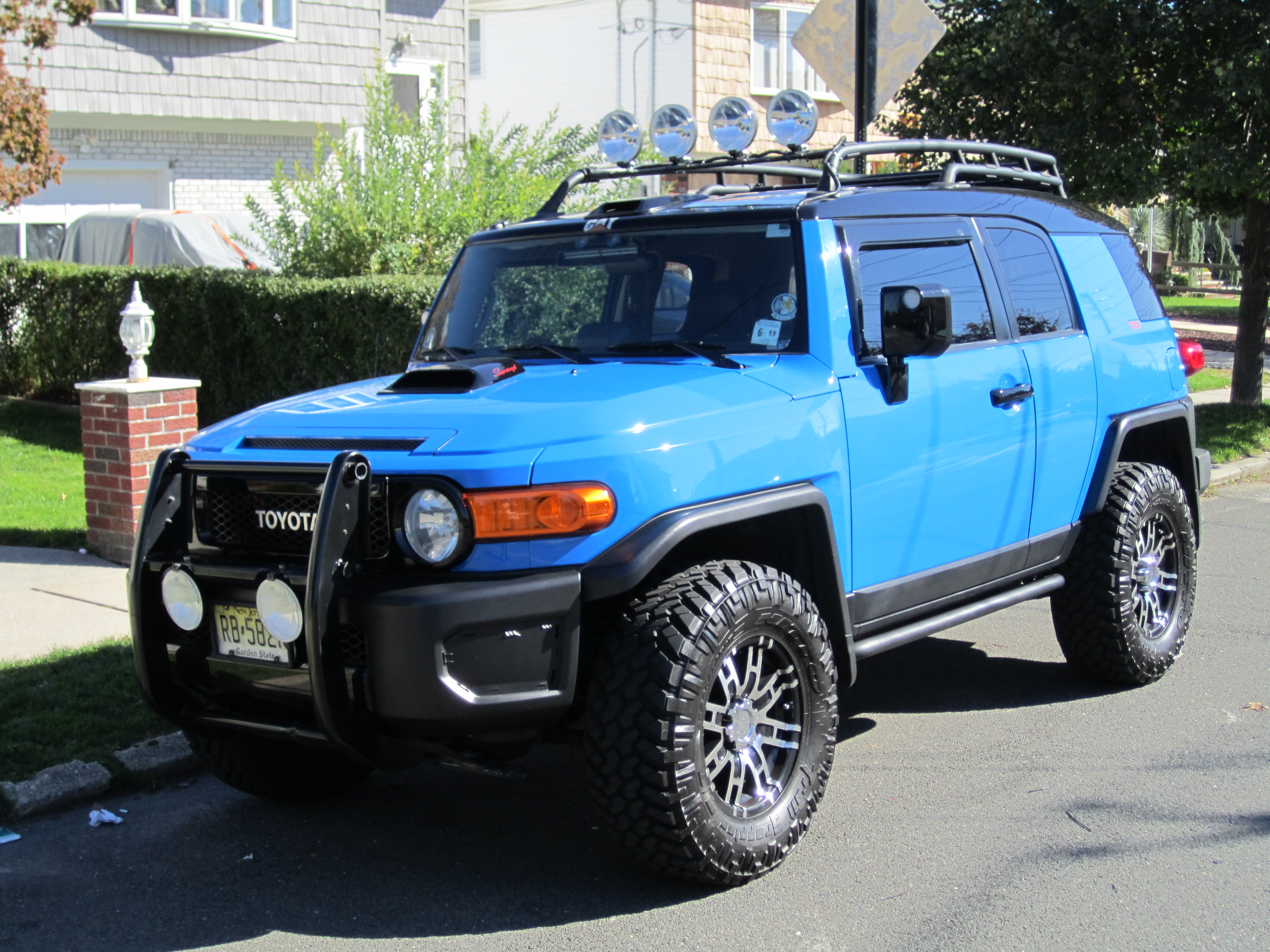FJRAO08 2008 Toyota FJ Cruiser Specs Photos Modification Info at
