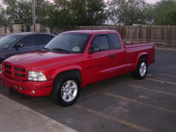 TheGrouch5030s 1998 Dodge Dakota Club Cab