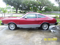 phreekys 1975 Ford Mustang II