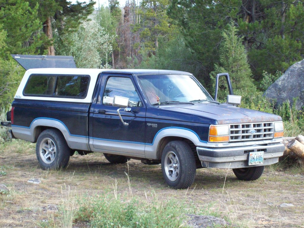 Hellboy213 1989 Ford Ranger Regular Cab Specs Photos Modification Info At Cardomain