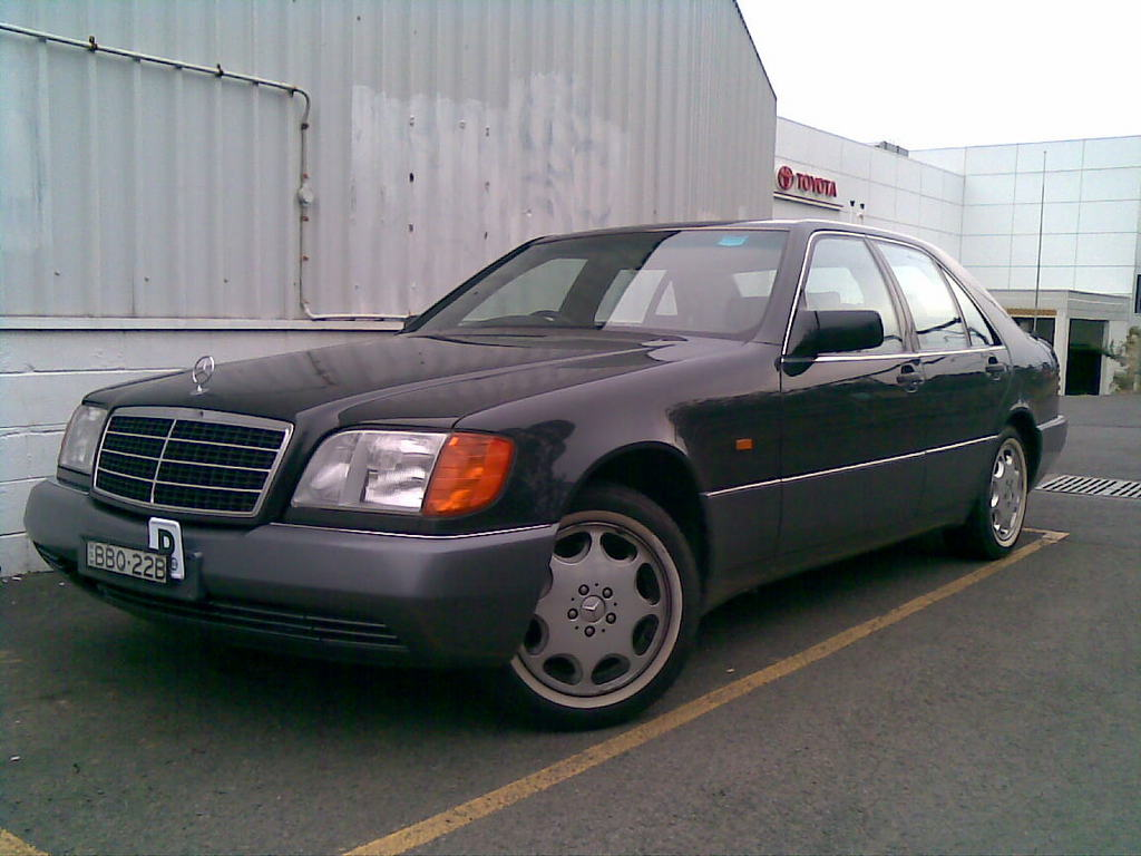 Another twil178 1992 Mercedes-Benz S-Class post... - 13740361