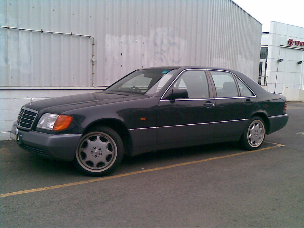 Another twil178 1992 Mercedes-Benz S-Class post... - 13740364