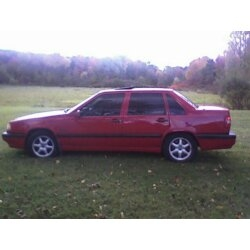 850Princesss 1996 Volvo 850