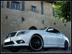 dj_xabis 2008 Mercedes-Benz C-Class