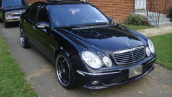 SgtVic301s 2006 Mercedes-Benz E-Class