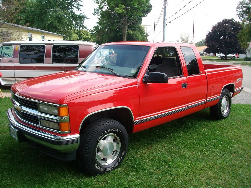 Another Pontiacmike84 1996 Chevrolet C K Pick Up Post