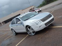 Daniel08-Fusions 2008 Ford Fusion