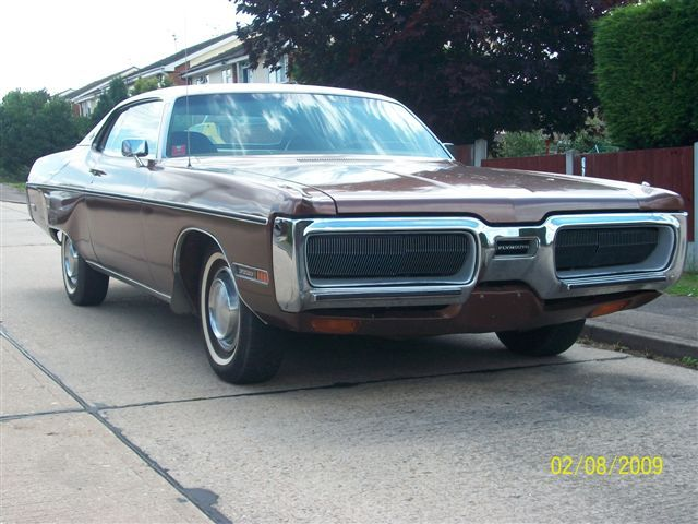 1972 plymouth gran fury