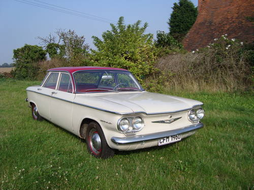 Another GrahamS53 1960 Chevrolet Corvair post... - 13733233