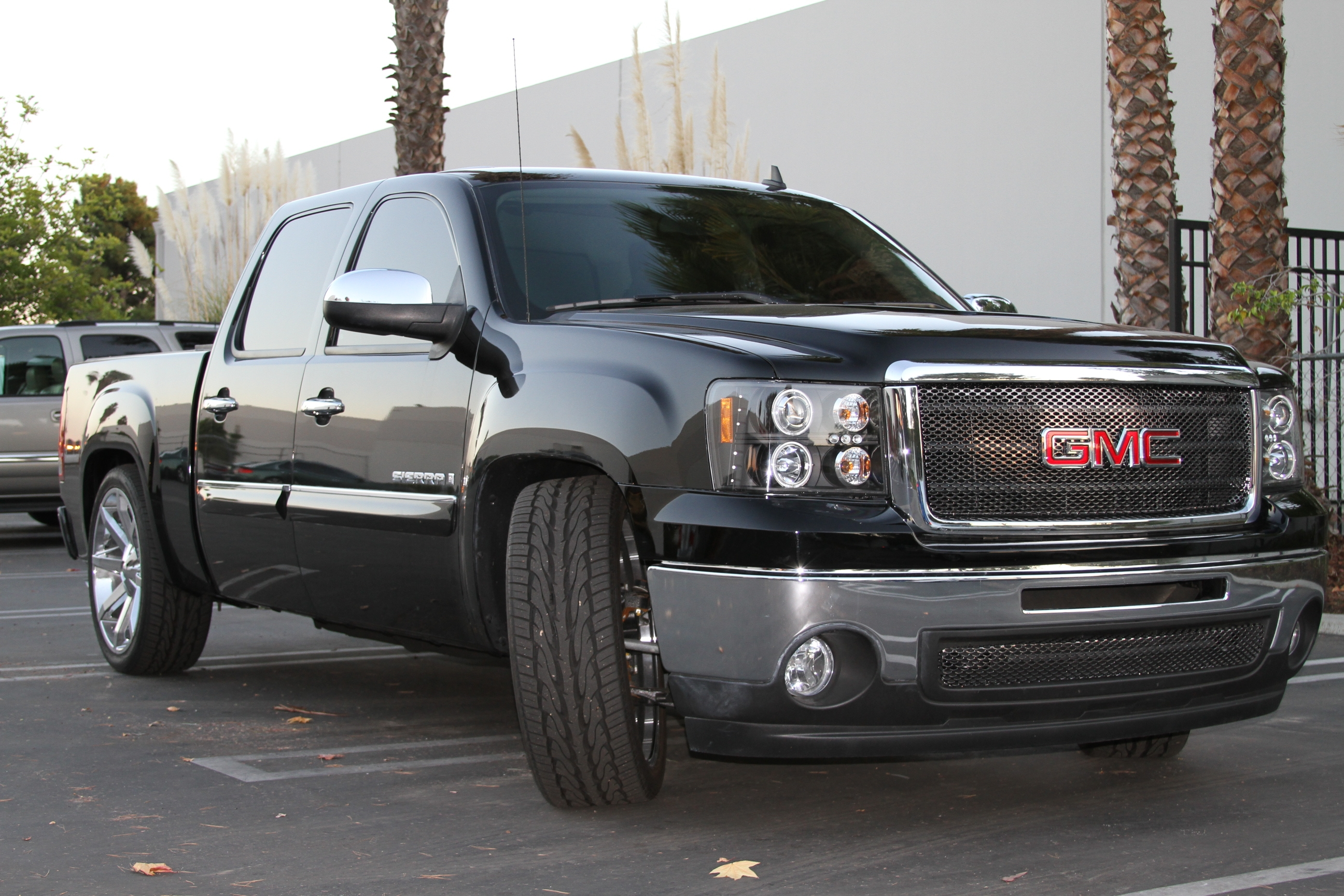 frstrtdmac 2009 gmc sierra 1500 regular cab specs photos modification info at cardomain. Black Bedroom Furniture Sets. Home Design Ideas