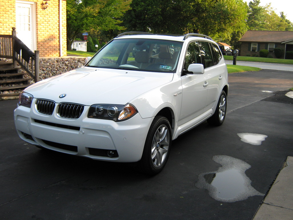 RolandWithSounds's 2007 BMW X3
