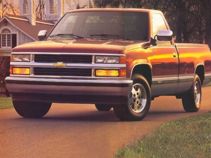 Integrity57's 1994 Chevrolet C/K Pick-Up
