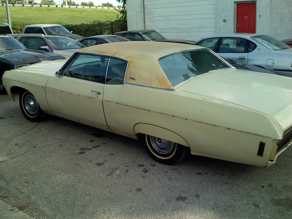 droptop61 1970 Chevrolet Impala 13734278