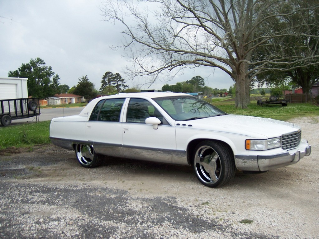Another mite5150 1993 Cadillac Fleetwood post... - 13737013