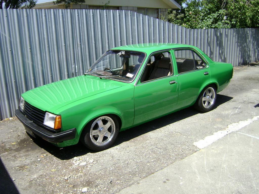 Another LIONL0 1983 Holden Gemini post... - 13741978