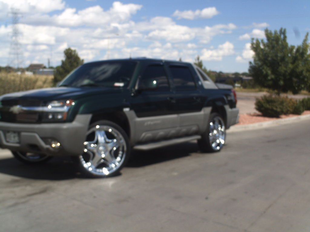 kenoswain 2002 chevrolet avalanche specs photos modification info at cardomain. Black Bedroom Furniture Sets. Home Design Ideas
