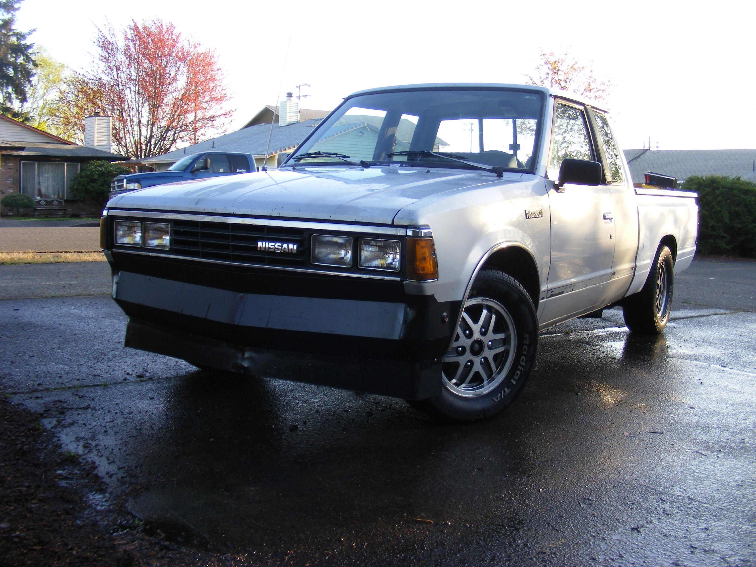 sinner720st 1985 nissan 720 pick-up specs, photos, modification