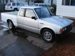 Sinner720STs 1985 Nissan 720 Pick-Up