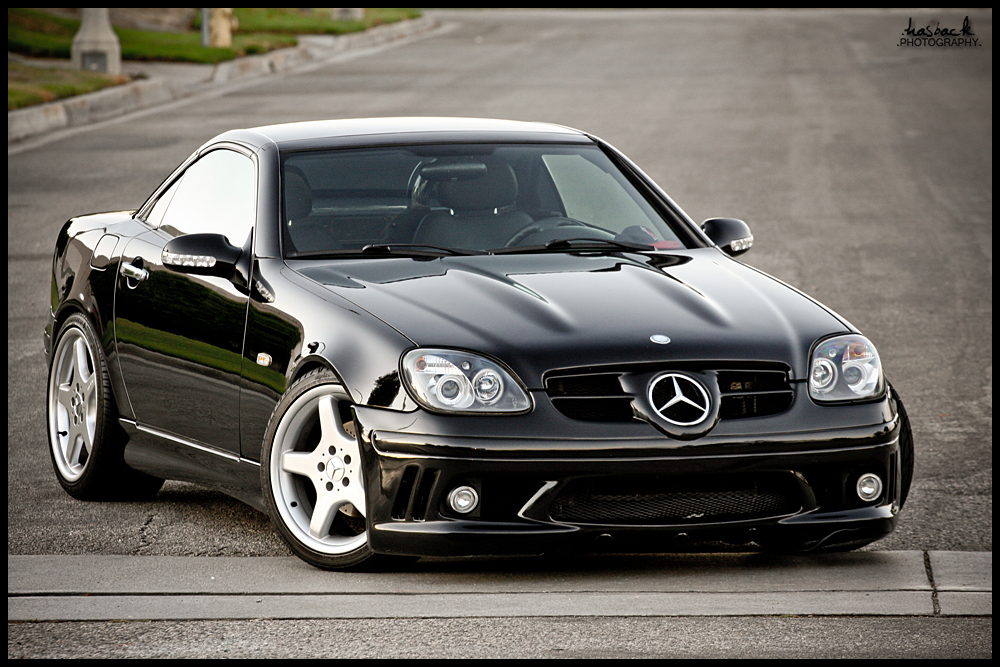 Sightless 2000 Mercedes Benz Slk Class Specs Photos