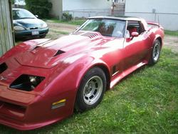 Tonelices 1980 Chevrolet Corvette