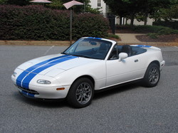 sanravels 1997 Mazda Miata MX-5