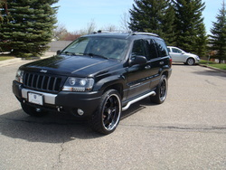 Goldfynger 2004 Jeep Grand Cherokee