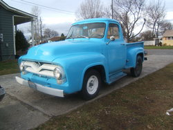 mac3455s 1955 Ford F150 Regular Cab