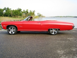 68convertibles 1968 Chevrolet Impala